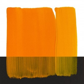 TEMPERA FINE 20 ML 072 ORANGE YELLOW