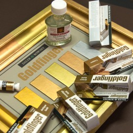 GOLDFINGER 22ml SILVER