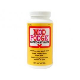 MEDIUM MODGE PODGE 3 W 1 MAT 473 ML