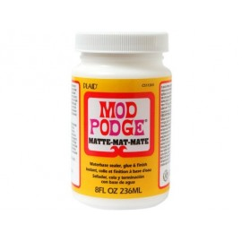 MEDIUM MODGE PODGE 3 W 1 MAT 236 ML