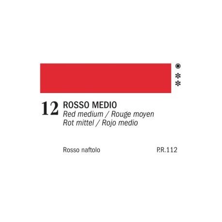 AKRYL MASTER 12 RED MEDIUM 60 ML