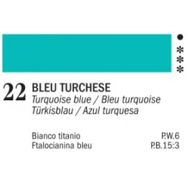 AKRYL MASTER 22 TURQUOISE BLUE 60 ML