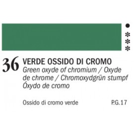 AKRYL MASTER 36 GREEN OXYDE OF CHROMIUM 60 ML