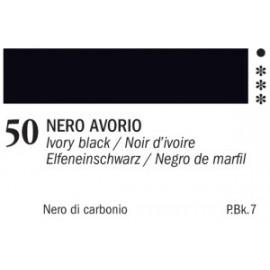 AKRYL MASTER 50 IVORY BLACK 60 ML