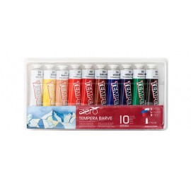 Tempera Kpl 10/42 ml