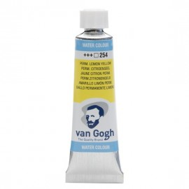Akwarela Van Gogh Permanent Lemon Yellow 254 10 ml
