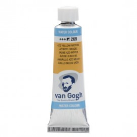 Akwarela Van Gogh Azo Yellow Medium 269 10 ml