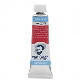Akwarela Van Gogh Permanent Red Deep 371 10 ml
