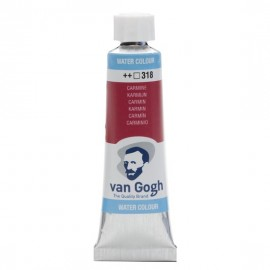 Akwarela Van Gogh Carmine 318 10 ml