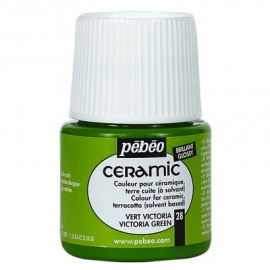 PEBEO CERAMIC - FARBA DO CERAMIKI 35 ML NR 28 VICTORIA GREEN