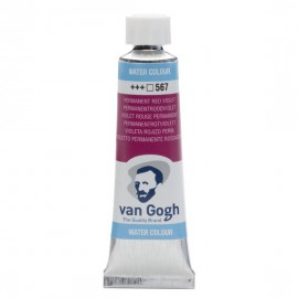 Akwarela Van Gogh Permanent Red Violet 567 10 ml