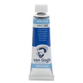 Akwarela Van Gogh Phthalo Blue 570 10 ml