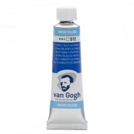Akwarela Van GoghCobalt Blue Ultramarine 512 10 ml