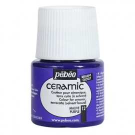 PEBEO CERAMIC - FARBA DO CERAMIKI 45 ML NR 12 PURPLE