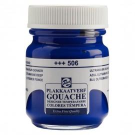Gwasz 50 ml Ultramarine Deep 506