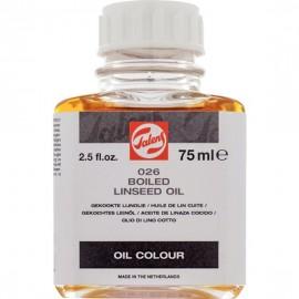 Gotowany olej lniany 75 ml