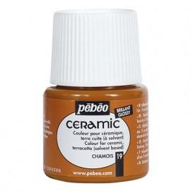 PEBEO CERAMIC - FARBA DO CERAMIKI 45 ML NR 19 CHAMOIS
