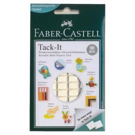 Masa mocująca Faber-Castell Tack-It 90 szt