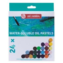 Pastele olejne Art creation 24 kol. wodorozpuszczalne