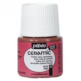 PEBEO CERAMIC - FARBA DO CERAMIKI 45 ML NR 34 PINK