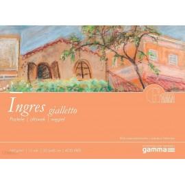 Blok do pasteli Ingres gialletto 32,5/45 160g