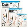 Blok Cray'on A-4 120gr klejony Clairefontaine