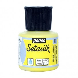 FARBA DO JEDWABIU SETASILK 45ML - 01 PRIMARY YELLOW