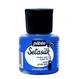FARBA DO JEDWABIU SETASILK 45ML - 14 AZURE BLUE
