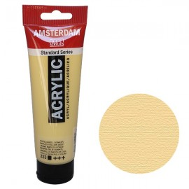 AKRYL AMSTERDAM 120 ML 223 NAPLES YELLOW DEEP