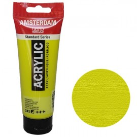 AKRYL AMSTERDAM 120 ML 243 GREENISH YELLOW