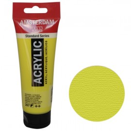 AKRYL AMSTERDAM 120 ML 267 AZO YELLOW LEMON