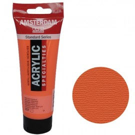 AKRYL AMSTERDAM 120 ML 257 REFLEX ORANGE