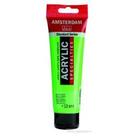AKRYL AMSTERDAM 120 ML 672 REFLEX GREEN