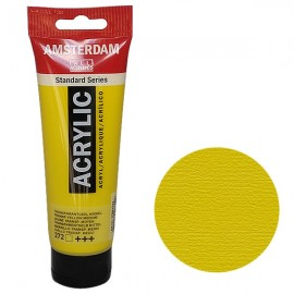 AKRYL AMSTERDAM 120 ML 272 TRANSPARENT YELLOW MEDIUM