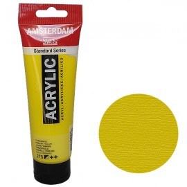 AKRYL AMSTERDAM 120 ML 275 PRIMARY YELLOW