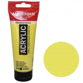 AKRYL AMSTERDAM 120 ML 274 NICKEL TITANUIM YELLOW