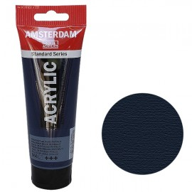 AKRYL AMSTERDAM 120 ML 566 PRUSSIAN BLUE