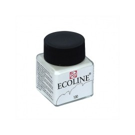 EKOLINE 30 ML 100 WHITE