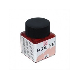 EKOLINE 30 ML 381 PASTEL RED