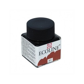 EKOLINE 30 ML 411 BURNT SIENNA